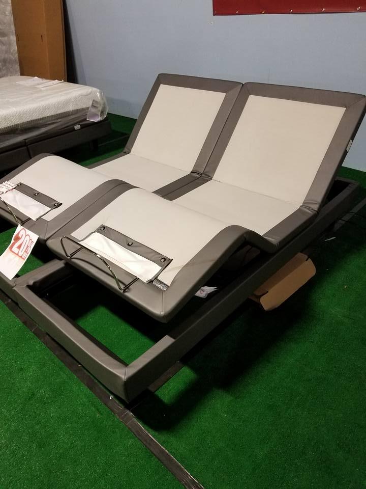 Serta Cali King Motion Perfect 3 Adjustable Base Flippin Jays